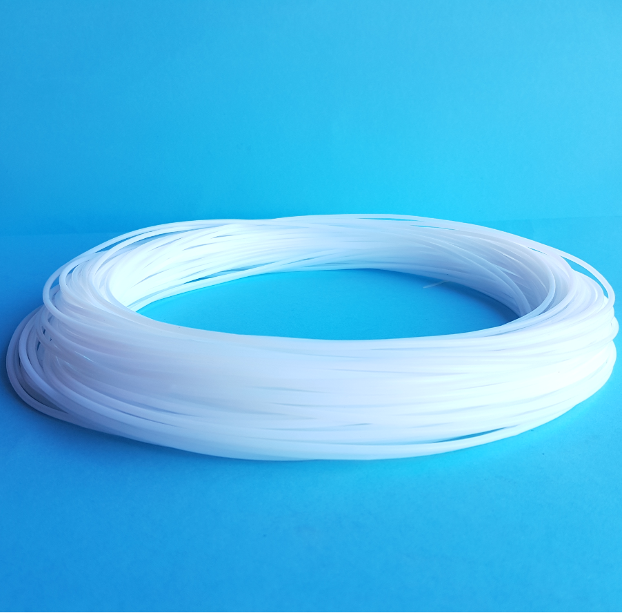 uxcell PTFE Tube 26Ft ID 2mm X OD 3mm Fit 1.75 Filament for 3D Printer White